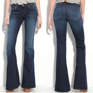J Brand Classic 'Babe' Flare Jeans